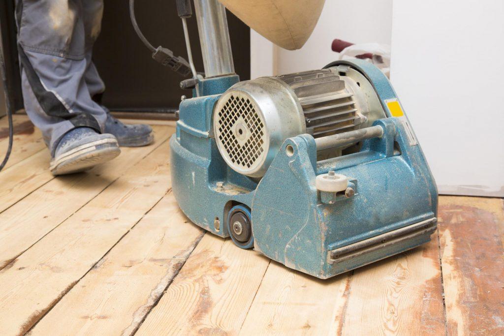 floor sanding Cleveland